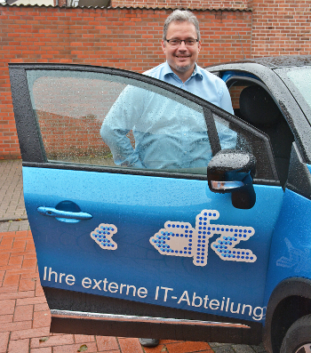 afz software Zeven Computerladen Auto Arie Frank Zwang