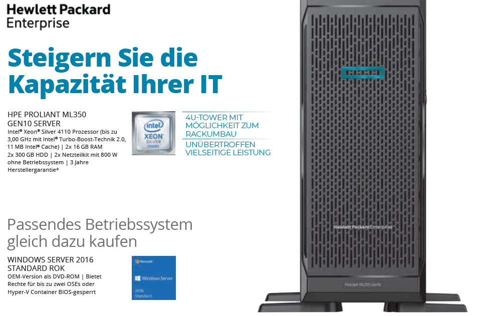 afz software.de Computerfachgeschäft Server HP Firmen